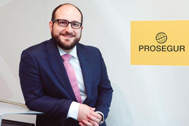 Diego Dominguez, director corporativo de Seguros de Prosegur
