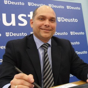 Oswaldo Lorenzo, Profesor Digital Strategy, Innovation & business processes DEUSTO Business School.