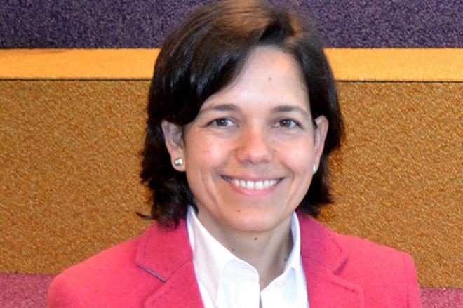 Flora García Mesa, Head of People partner everis.
