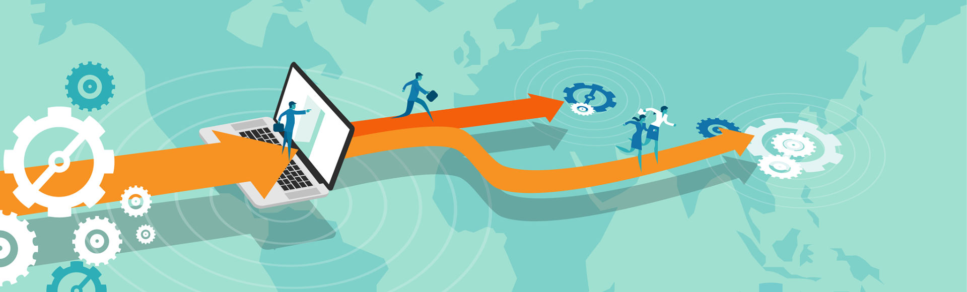 El outsourcing el gran beneficiado de la crisis mundial