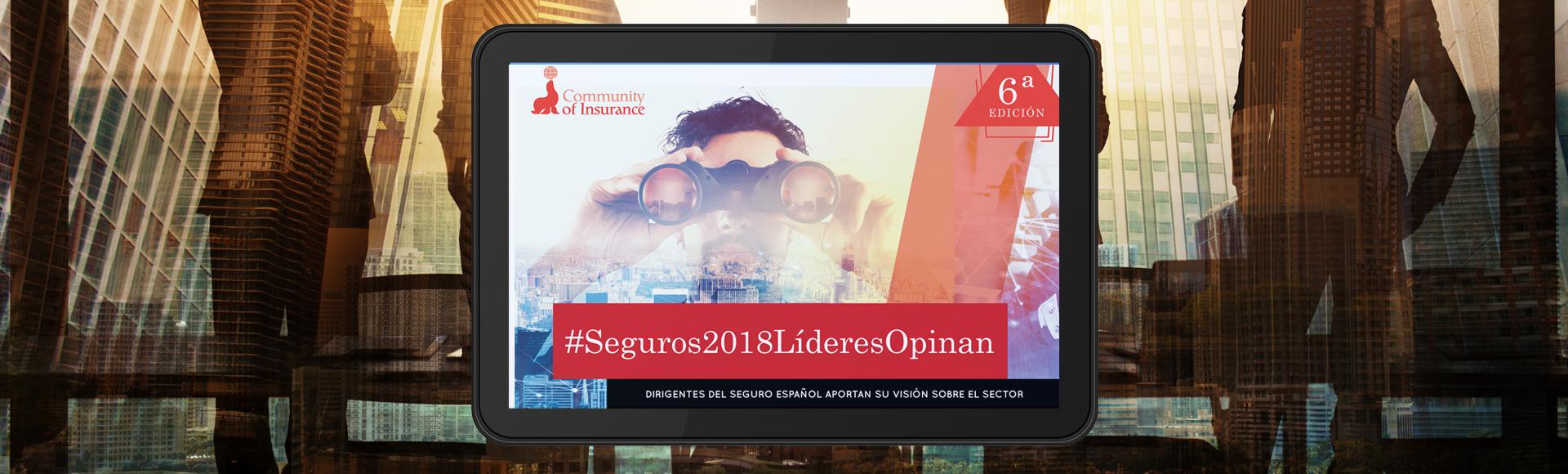 [eBook] Perspectivas del seguro español 2018 #Seguros2018LíderesOpinan
